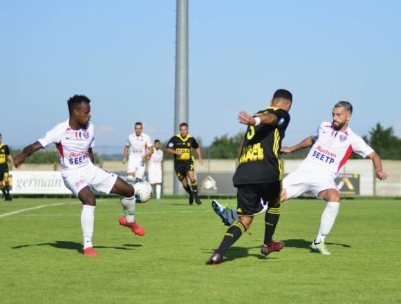 N2 : Le Racing s'impose sur la pelouse de MDA Foot (2-1)