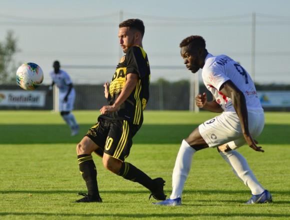 N2 : Retrouvez les buts de MDA Foot-RC Grasse