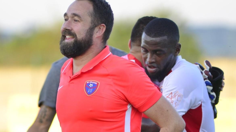 Loïc Chabas : « Cette génération de joueurs est en train d'écrire l'histoire du RC Grasse »