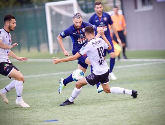 N2 : Revivez les buts d'Antoni Saffour et de Frank Delerue face à Marignane-Gignac