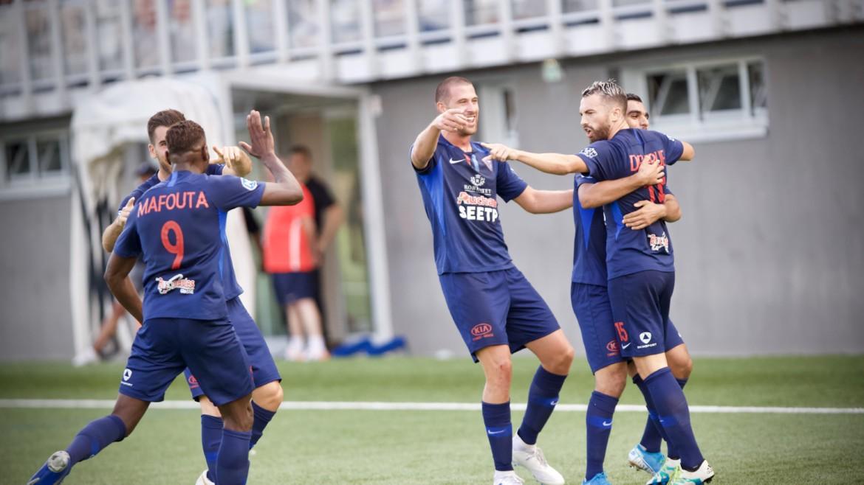 N2 : Le Racing s'offre le derby (1-0) face à l'Étoile Fréjus/Saint-Raphaël