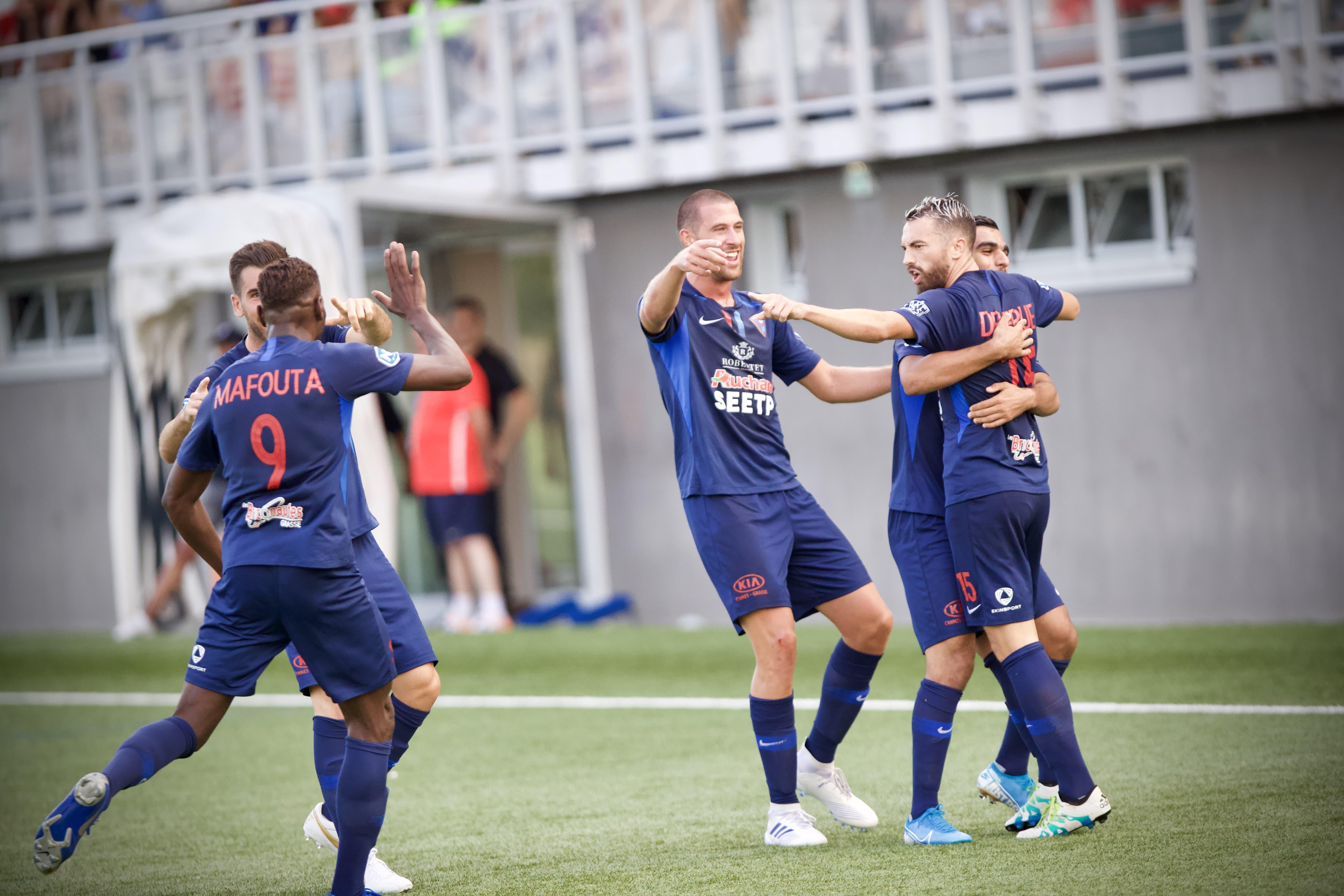 N2 : Top 10 des plus beaux buts et meilleures actions du RC Grasse