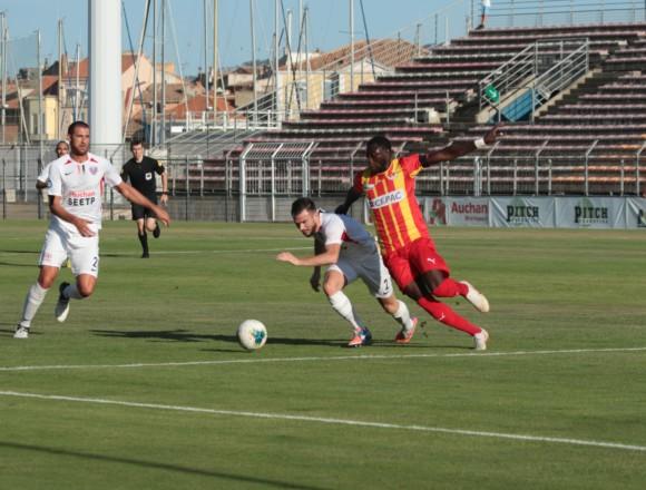 FC Martigues-RC Grasse : L'album photos de la rencontre