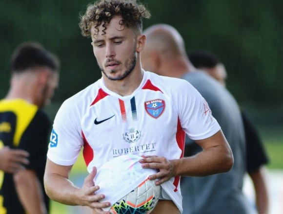 N2 : Les mots de Lorenzo Vinci avant la réception du FC Martigues