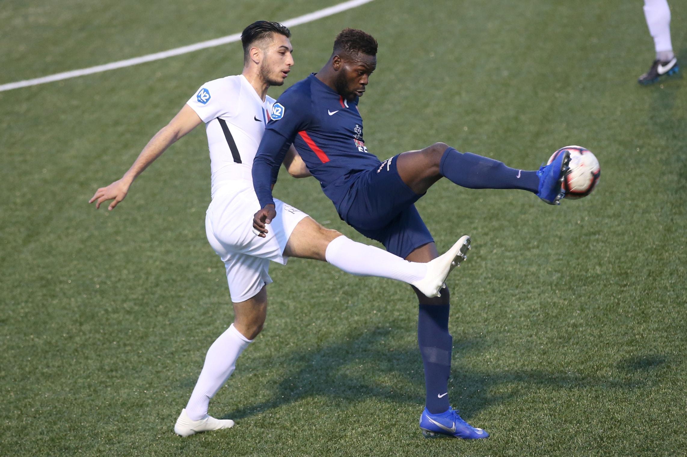 N2 : Le RC Grasse arrache un précieux point chez le leader Louhans-Cuiseaux (2-2)