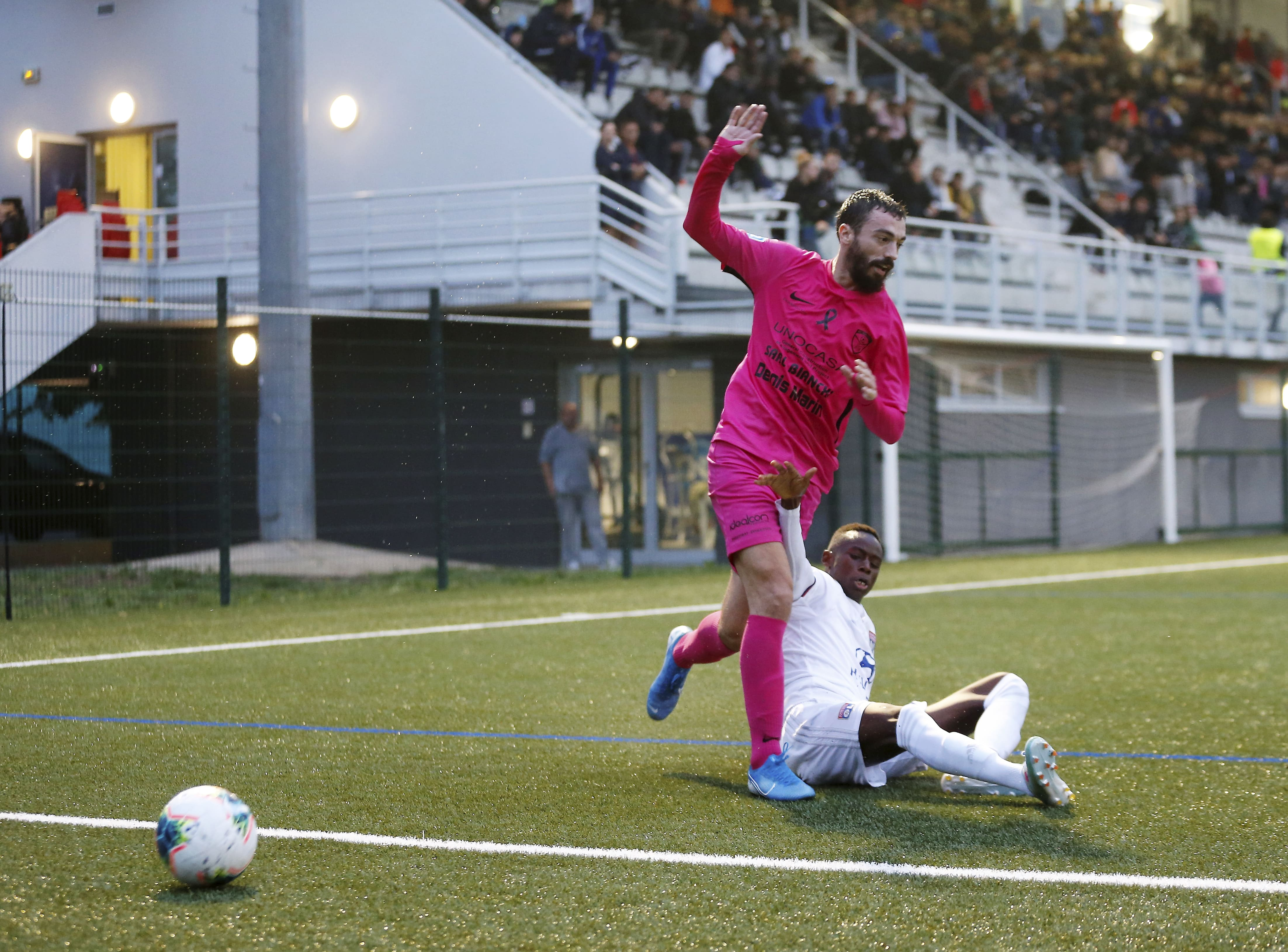 N2 : Revivez en vidéo les buts de Frank Delerue et Jackson Mendes face à l'OL