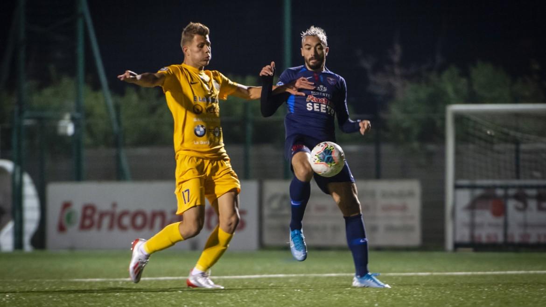 N2 : Le RC Grasse et MDA Foot dos à dos (1-1)