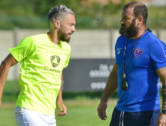 Emiliano Ippoliti : « Peu importe la date de reprise du championnat, il faudra faire une préparation physique complète »