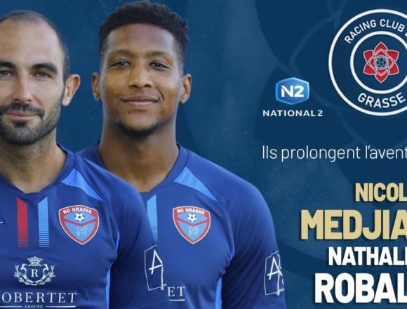 N2 : Nicolas Medjian et Nathalino Robalo poursuivent l'aventure avec le Racing
