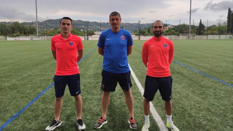 Préformation : Nicolas Medjian et Andrien Enguent nommés responsable U6 à U13