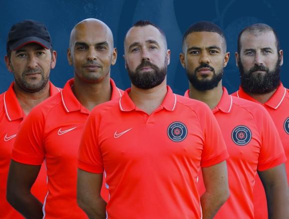 National 2 : Le staff pour la saison 2020-2021