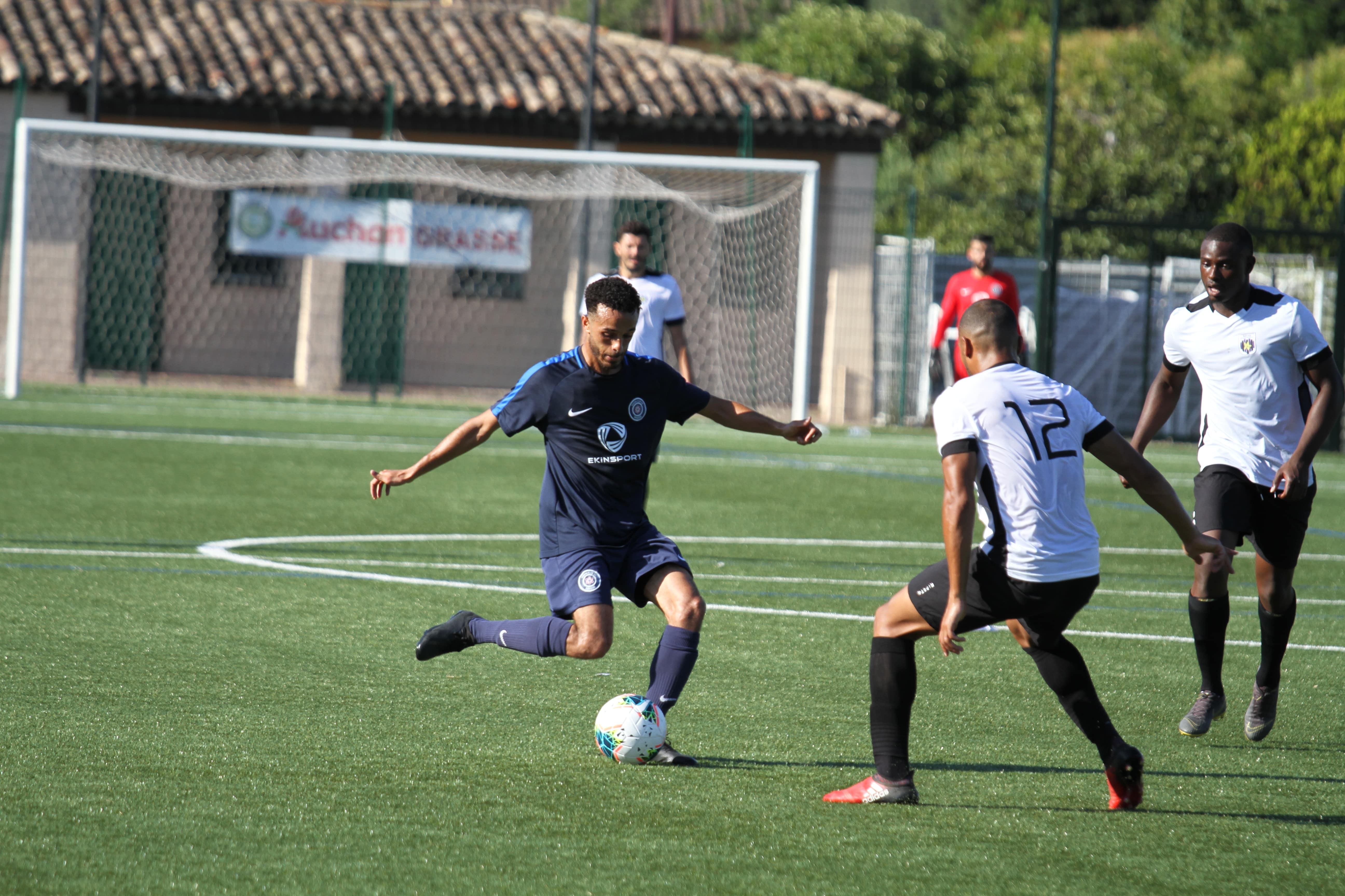 Revivez la victoire du RC Grasse face au Istres FC en photos