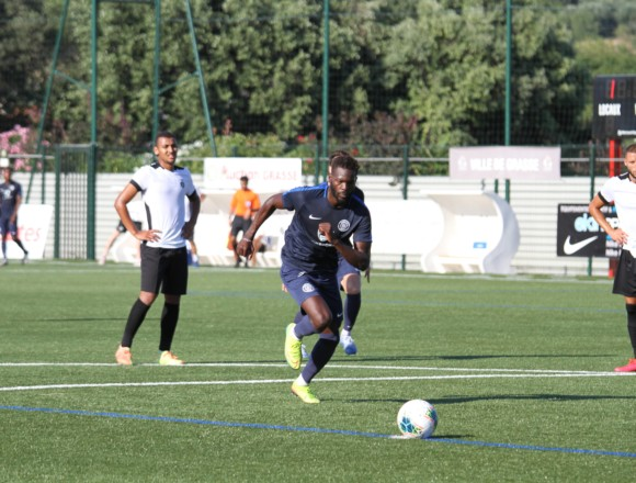 Amical : Le RC Grasse s'impose face au Istres FC