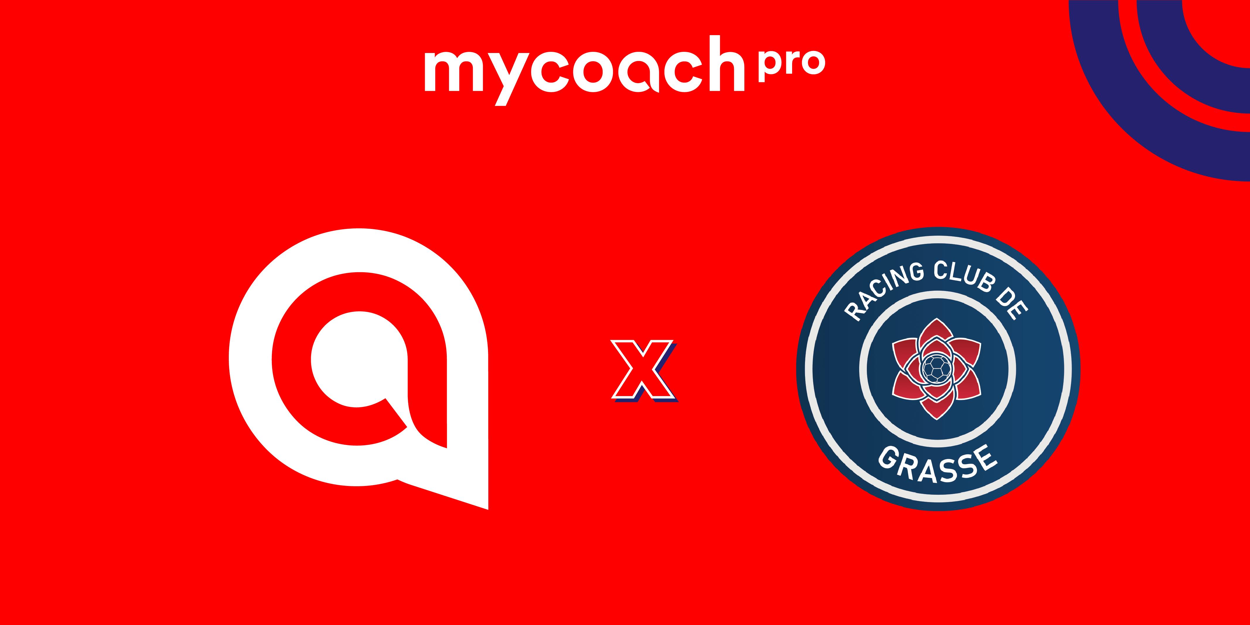 My Coach nouveau partenaire du RC Grasse