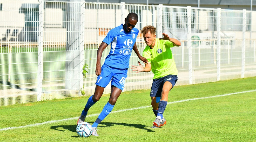 Amical : Le RC Grasse tombe face au Grenoble Foot 38 (Ligue 2)