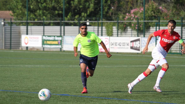 Amical : Le RC Grasse s'incline face à l'AS Monaco II