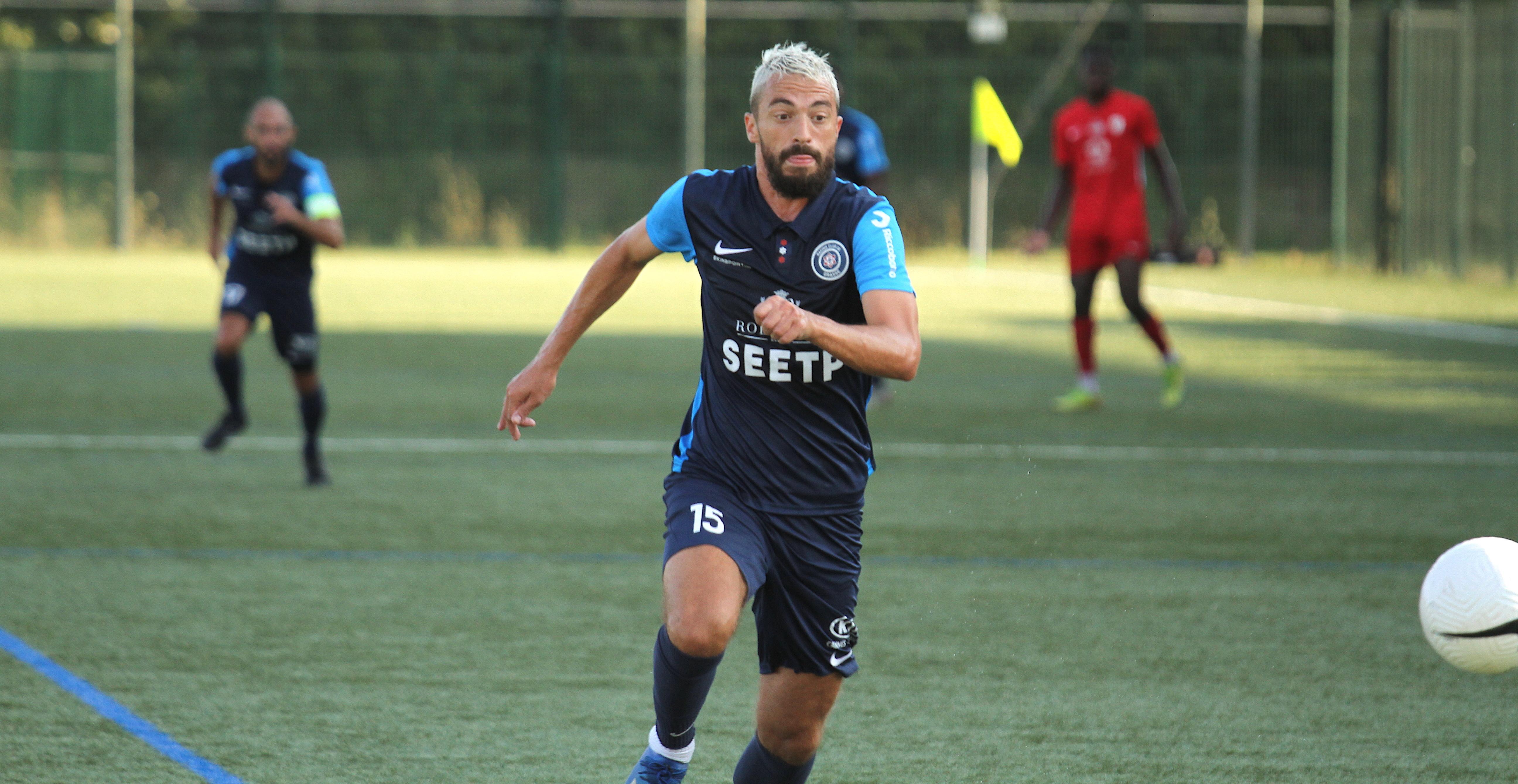 N2 : Le RC Grasse ouvre sa saison à la Paoute face au SC Toulon