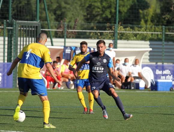 N2 : Le RC Grasse et le SC Toulon dos à dos (1-1)