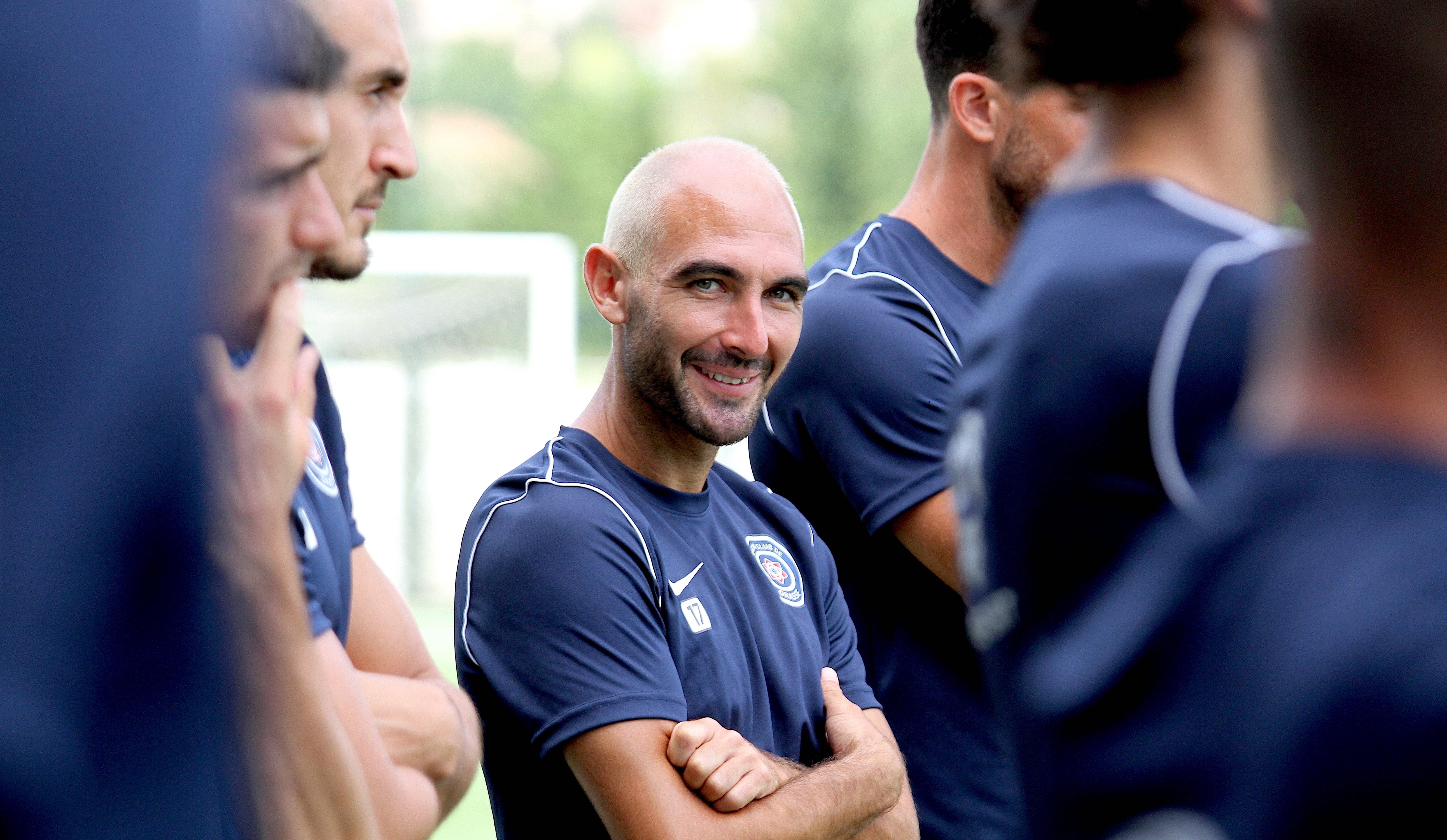 Nicolas Medjian, avant RC Grasse-SC Toulon : « À nous de faire les efforts tous ensemble »
