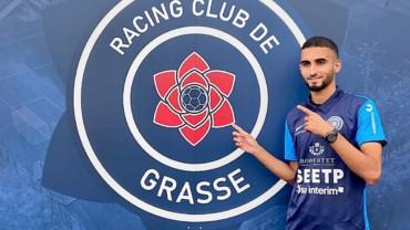 Mohamed Labhiri (ex-FC Villefranche-Beaujolais) rejoint le RC Grasse
