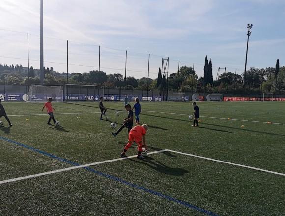 Nicolas Medjian : « Structurer l'école de football en y apportant une identité grassoise »