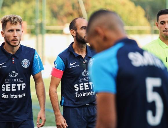 Lorenzo Vinci, avant Hyères FC/RC Grasse : « La concurrence va tous nous tirer vers le haut »