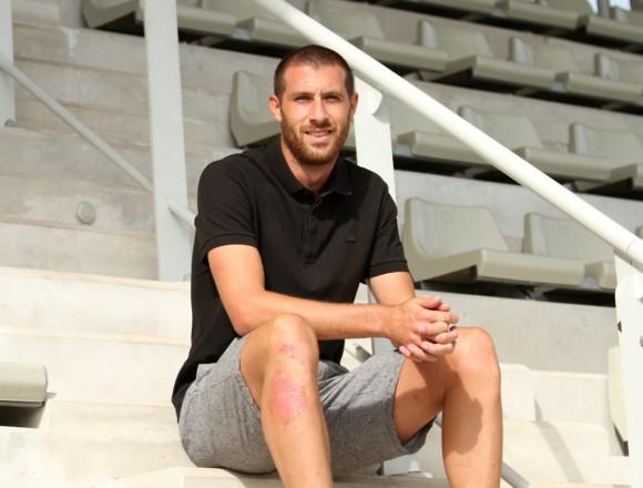 3 questions à Romain Andrea avant RC Grasse/Olympique Lyonnais II