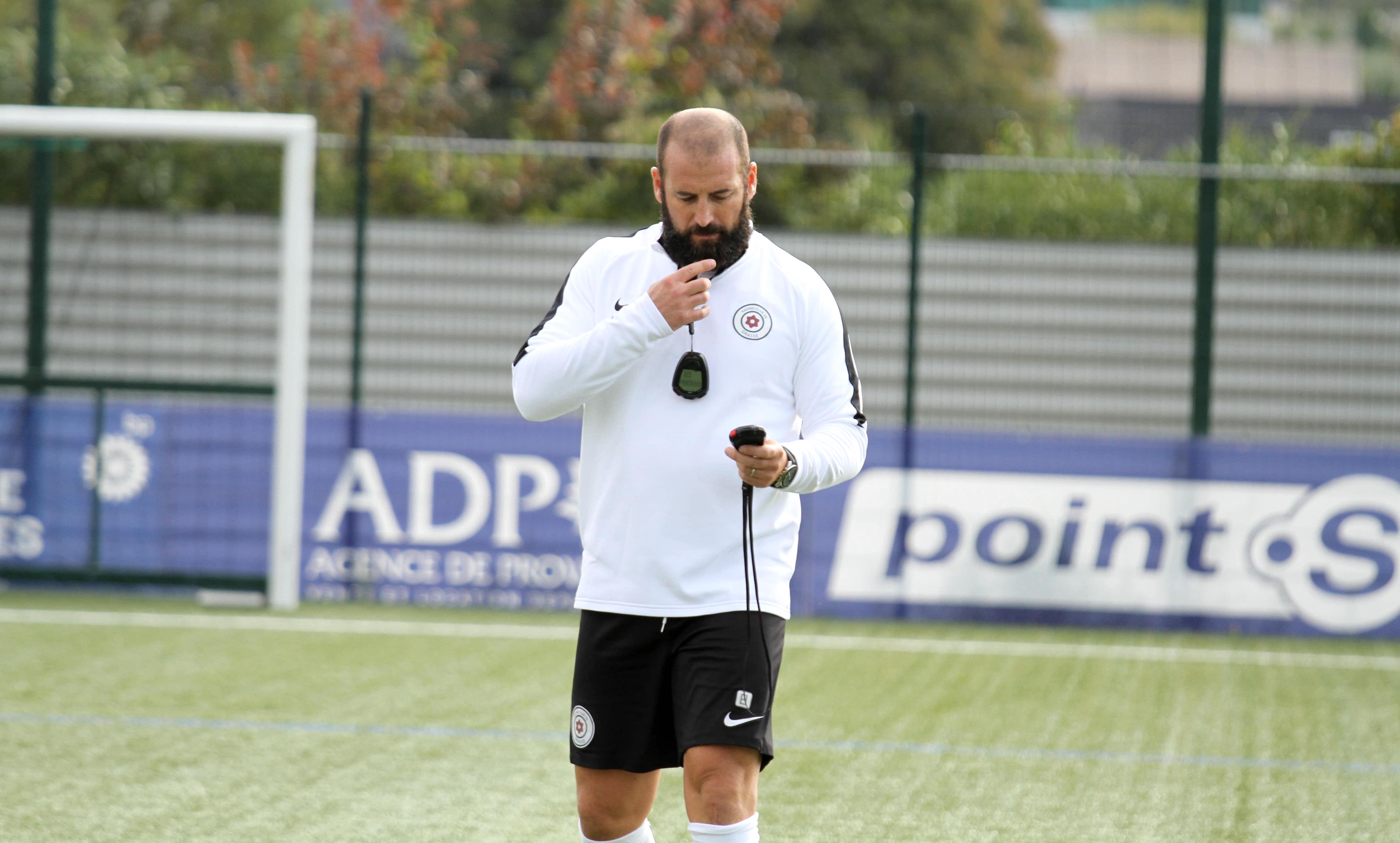 3 questions à Emiliano Ippoliti, préparateur physique de la N2