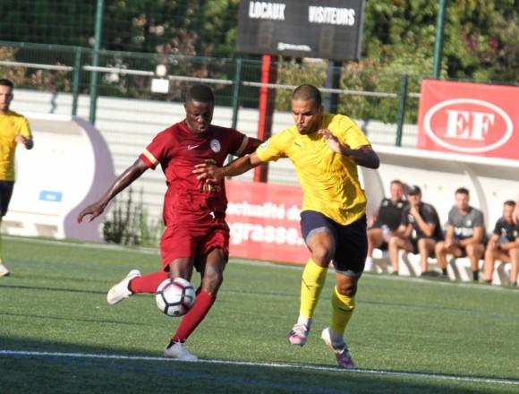Amical : Le RC Grasse et le Aubagne FC dos à dos