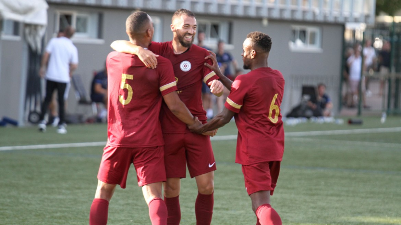 Amical : Le RC Grasse s'impose largement face à l'AS Monaco II