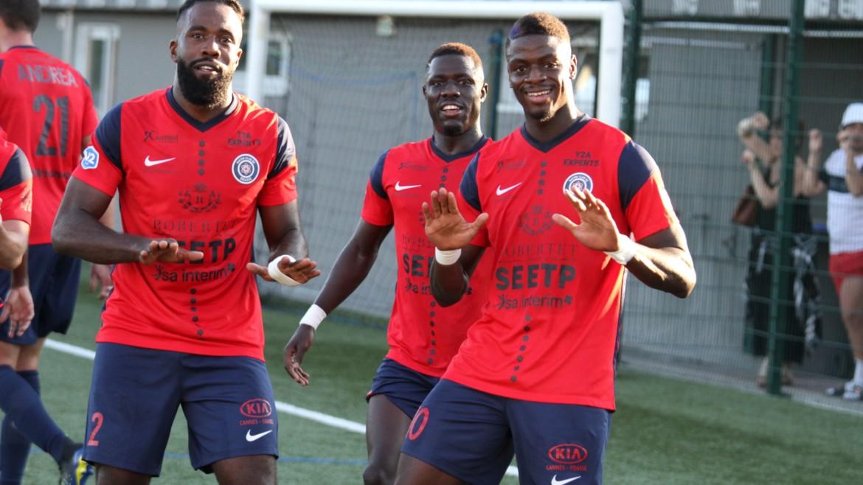 ALBUM PHOTOS : RC Grasse/GOAL FC