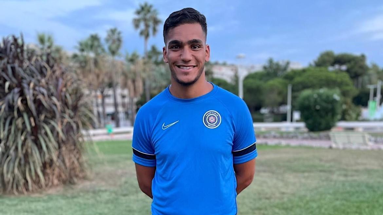 Salim Lalami, nouveau responsable U6 : « Heureux de rejoindre le RC Grasse »